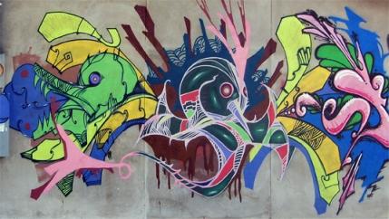 El nombre daniel en graffiti - Imagui