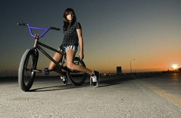 BMX для новичков