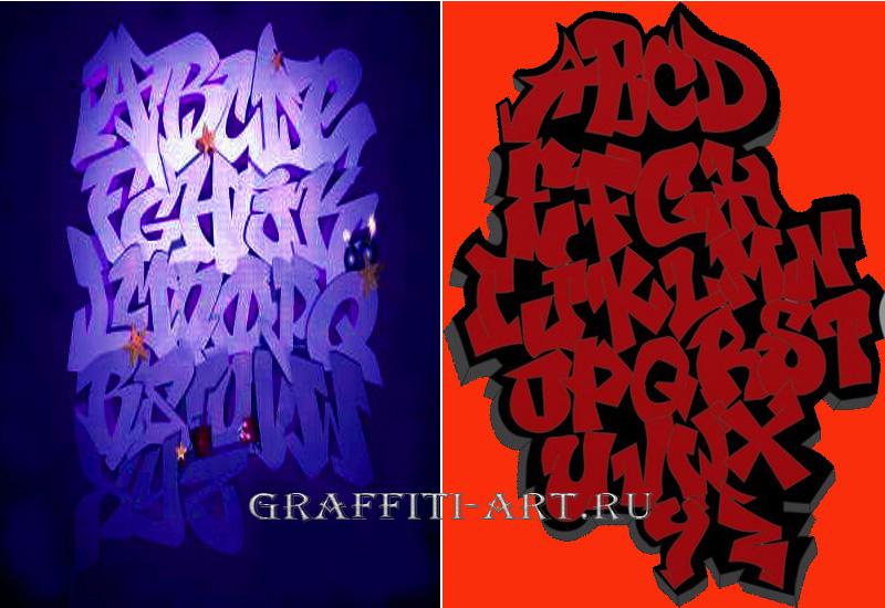 Азбука street art graffiti граффити арт ру