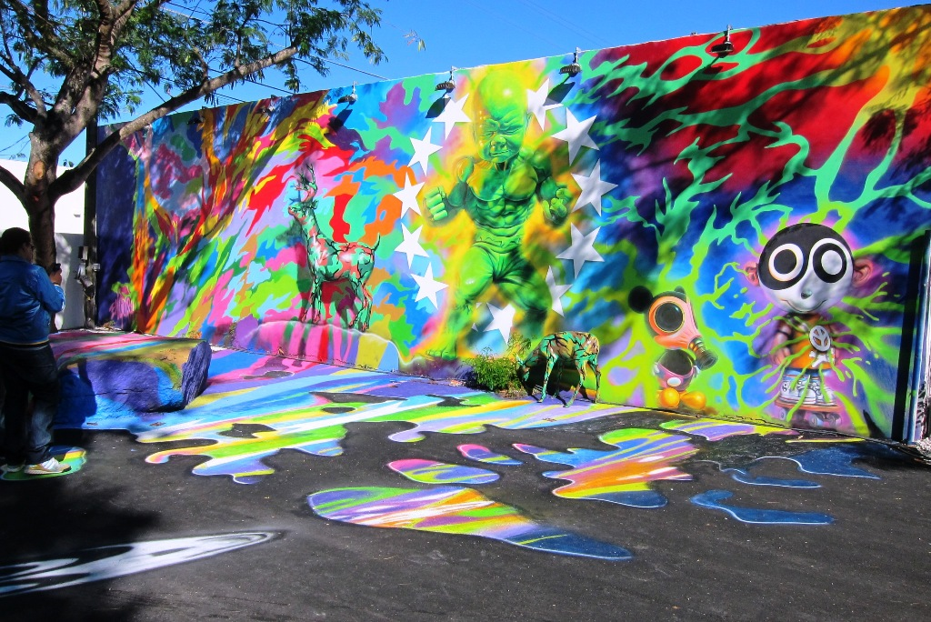 ��������� �������� Wynwood...