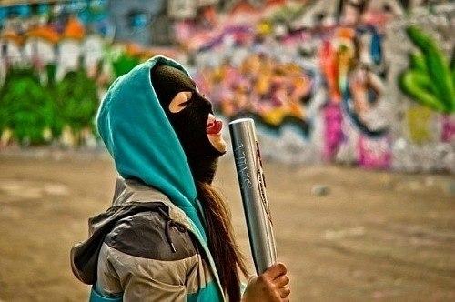 Стили и направления граффити