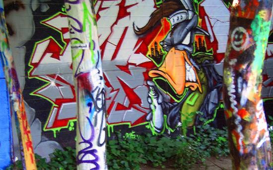Граффити. Классные фото граффити
