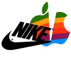 apple и nike