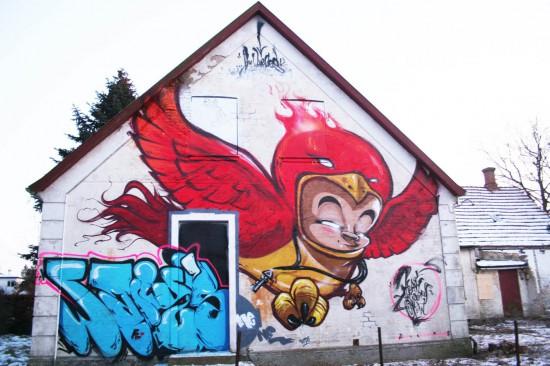 граффити италия