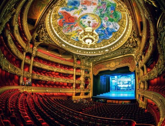 Опера Гарннье